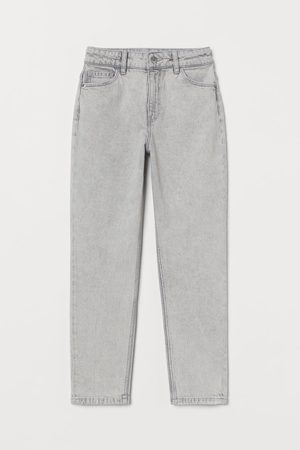 H&M Relaxed Fit High Jeans