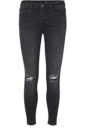 Noisy May Damen Nmlucy Nw Ankl Jns Az088bl Bg Noos Jeans