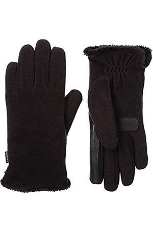 Isotoner Damen Fleece Touchscreen Gloves with Water Repellent Technology Handschuhe für kaltes Wetter Einheitsgröße