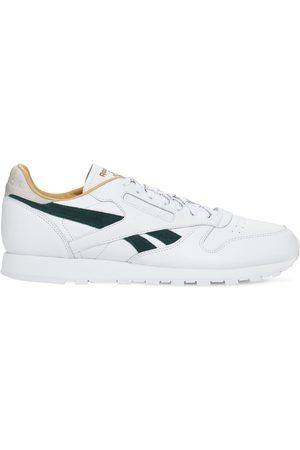 Reebok Herren Sneakers - Klassische Ledersneakers