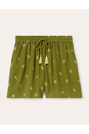 Boden Damen Shorts - Bembridge Shorts Green Damen