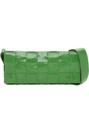 Bottega Veneta Herren Umhängetaschen - Intreccio Leather Messenger Bag
