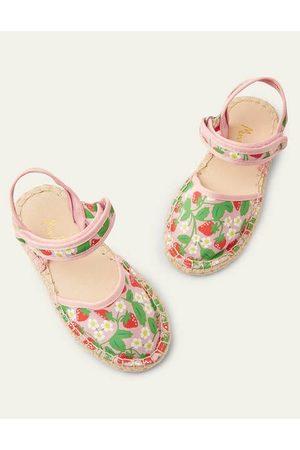 Boden Mini Mädchen Espadrilles - Espadrilles Pink Mädchen Boden