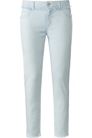 DAY.LIKE Damen Slim - Knöchellange Slim Fit-Jeans