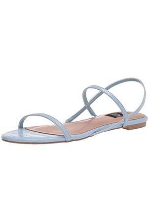 ZAC Zac Posen Damen SHARON Flache Sandale