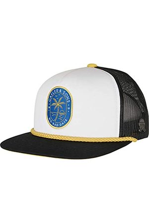 Cayler & Sons Unisex Baseball Kappe C&S CL No Bad Days Foam Trucker Cap Baseballkappe