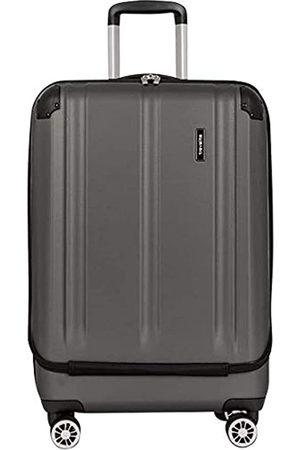 """Elite Models' Fashion Travelite Leicht, flexibel, sicher: """"City""""-Hartschalenkoffer für Urlaub und Business (auch mit Vortasche) Koffer, 68 cm"""
