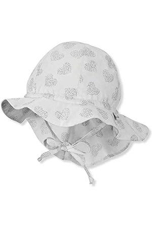 Sterntaler Sterntaler Baby-Mädchen Flapper 1412112 Hut, Weiss