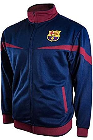 Icon Sports Icon Sports UEFA Champions League Fußball Jungen Striker Trainingsjacke mit durchgehendem Reißverschluss