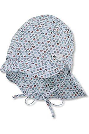Sterntaler Sterntaler Baby-Jungen m 1612133 Schirmmütze mit Nackenschutz