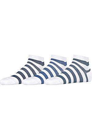 Esprit Herren Mesh Stripe 3-Pack M SN Socken