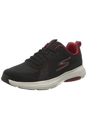 Skechers Herren 54893-BKRD_43,5 Running Shoes, Black