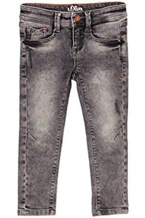 s.Oliver S.Oliver Jungen Slim Fit: Skinny Leg-Thermojeans 116.REG