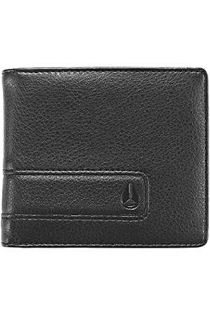 Nixon Nixon Münzbörse Showoff Portemonnaie Schwarz (All Black) 3007000116738