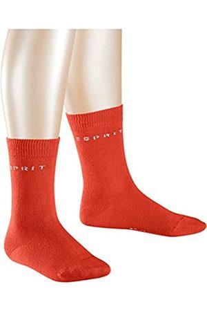 Esprit Unisex Kinder Foot Logo 2-Pack K SO Hausschuh-Socken