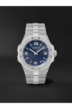 Chopard Alpine Eagle Large Automatic 41mm Lucent Steel Watch, Ref. No. 298600-3001
