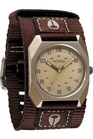 Nixon Nixon Herren-Armbanduhr Analog Nylon A590417-00