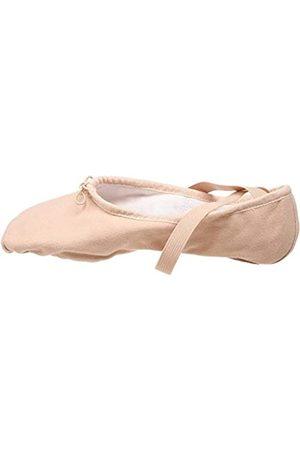 Bloch Dance Damen Pumps Canvas Split Sole Ballettschuh Slipper