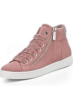 TOM TAILOR Damen 5892609 Hohe Sneaker, Pink (Old Rose 01689)