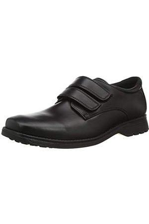 Term Term Class Double Strap Schuluniform-Schuh
