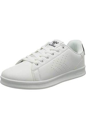 Hummel Unisex-Erwachsene BUSAN Sneaker, White/Black