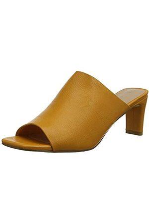 New Look Damen Rish Peeptoe Pumps, (Dark Yellow 87)