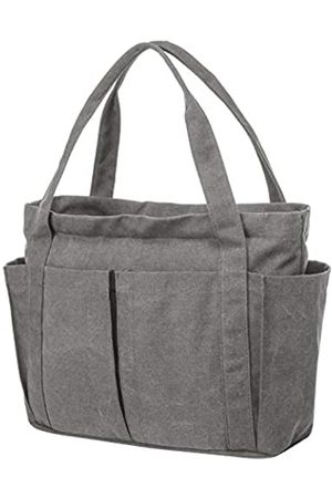 Riavika Riavika Canvas Weekend Tote Bag Schultertasche für Damen