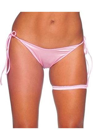 Body Zone Body Zone Damen Tie Side Extreme Scrunch Hose - Pink - Einheitsgröße