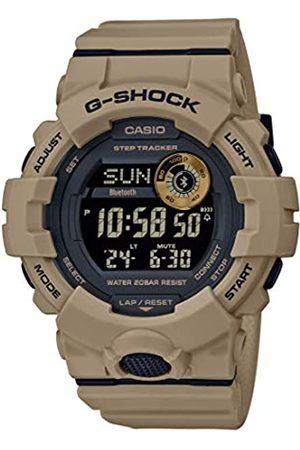 Casio CASIO Herren Digital Quarz Uhr mit Resin Armband GBD-800UC-5ER