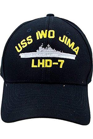 U.S. Navy caps US Navy USS Iwo Jima LHD-7 Gestickte Baseball Cap Made in USA
