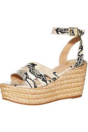 KAANAS Women's Wedge Sandal