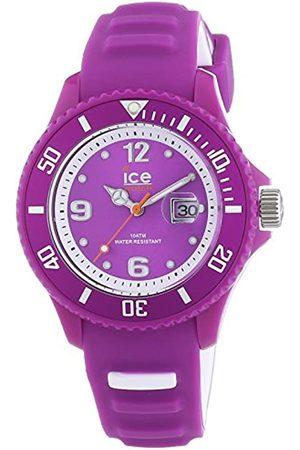 Ice-Watch Ice-Watch Unisex-Armbanduhr Sunshine Neon Purple Analog Quarz Silikon Sun.NPE.U.S.14