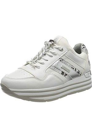 Dockers Damen 44CA211-610502 Sneaker, Weiss/