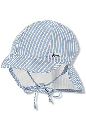 Sterntaler Sterntaler Baby-Jungen m 1612132 Schirmmütze mit Nackenschutz