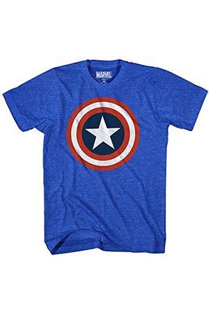 Marvel Marvel Herren 80S Captain 2 T-Shirt