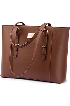 LOVEVOOK N°1-Coffee Laptop-Handtasche mit gepolstertem Fach für bis zu 15,6 Zoll (39