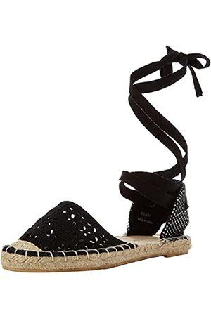 New Look Damen Motion Geschlossene Sandalen, (Black 1)