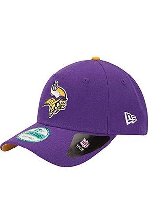 New Era 9Forty The League Vikings Cap Basecap Baseballcap Kappe NFL Minnesota Strapback mit Schirm, Minnesota Vikings