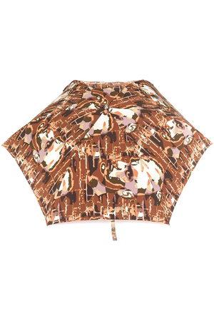 Jean Paul Gaultier Regenschirm mit Print