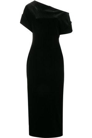 Christopher Kane Damen Partykleider - Schulterfreies Samtkleid