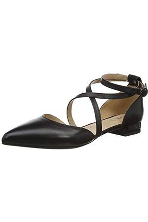 Geox Geox Damen D CHARYSSA B Ballet Flat, Black