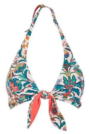 La DoubleJ Damen Bikinis - Bikinioberteil Bow