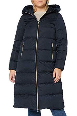 Geox Womens W TABELYA Faux Fur Coat