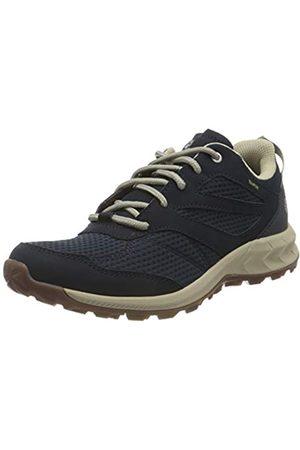 Jack Wolfskin Damen Woodland Texapore Low Walking-Schuh, Dark Blue/