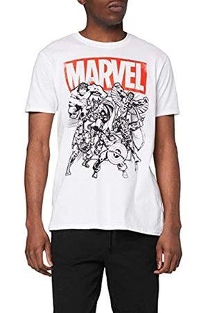 Marvel Marvel Herren Collective T-Shirt