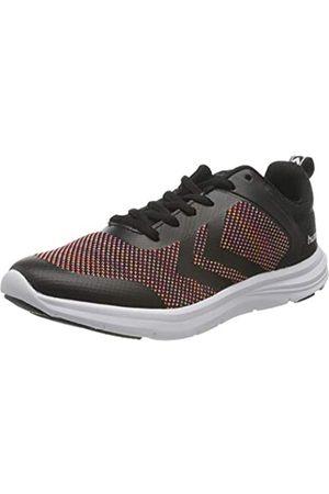 Hummel Unisex-Erwachsene Kiel Sneaker, Black/Multi Colour