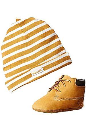 Timberland Unisex Baby Chukka Boots mit Hut , (Wheat)