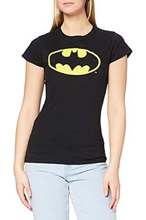 DC Damen Official Batman Logo Womens T-Shirt