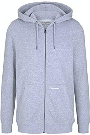 TOM TAILOR TOM TAILOR Denim Herren 1024239 Basic Sweatjacke
