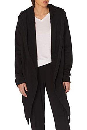 Urban classics Urban Classics Damen Ladies Hooded Sweat Cardigan Cape